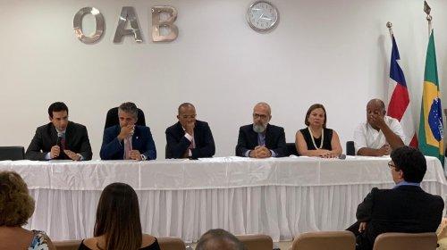 [Suíca representa a CMS no lançamento de Conselho Municipal dos Direitos Humanos em Salvador]