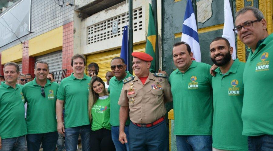 [2 de Julho: ganha mais importância e vigor a cada ano; vereadores e populares foram às ruas de Salvador]