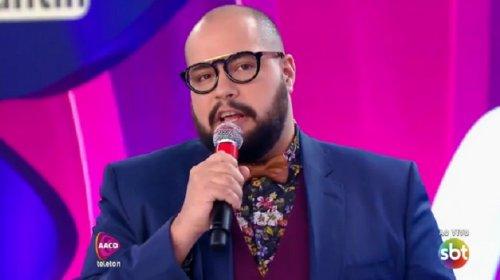 [Carreira: Tiago Abravanel ganha programa no SBT]