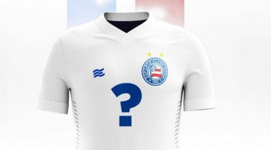 [Após envio de modelos, Bahia abre votação para novos uniformes da equip]
