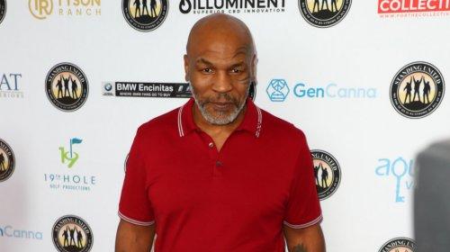 [Mike Tyson conta que usava urina dos filhos e pênis falso em exame antidoping]