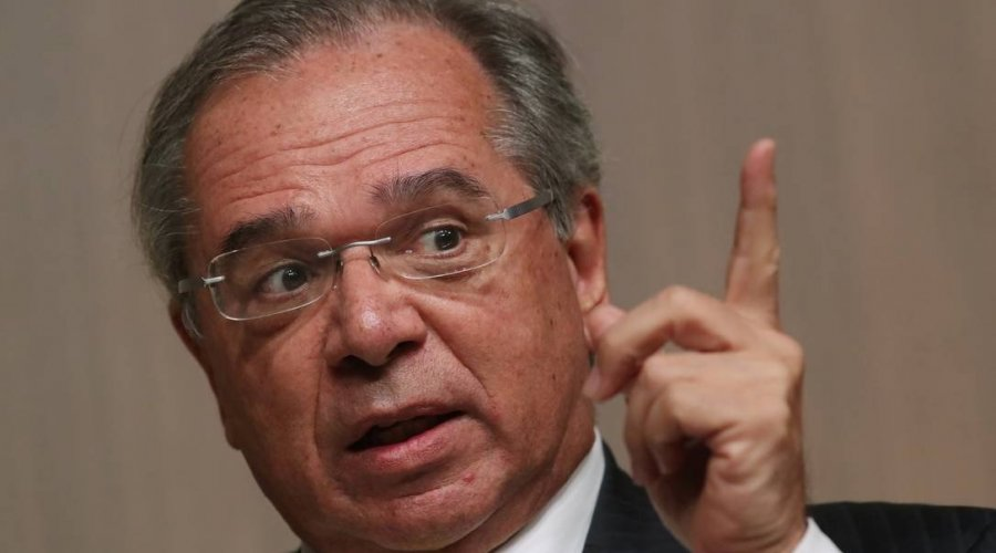 [Paulo Guedes pede
