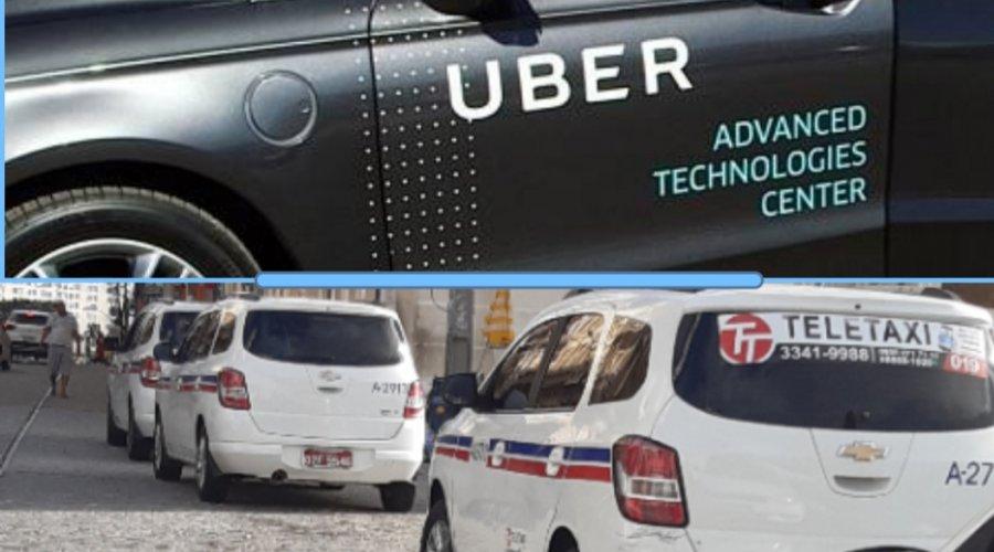 [Geraldo Júnior afirma que regulamentação de transporte por aplicativo deve ser votado ainda neste mês]