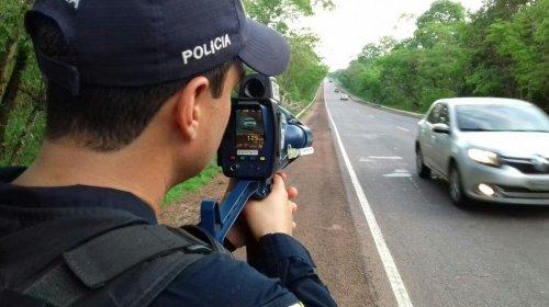 [Uso de radares móveis é suspenso em rodovias federais]