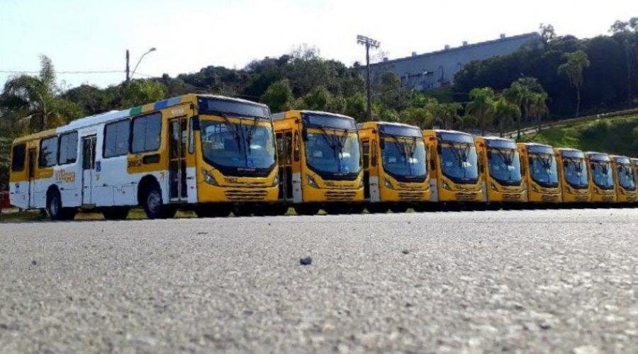 """[Prefeitura começa a testar novo aplicativo """"Vá de Buzu"""" para pagar passagem de ônibus em Salvador]"""