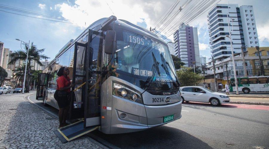 [Semana do Clima terá linha exclusiva com ônibus elétrico]