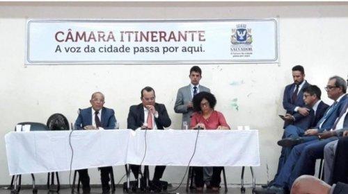 [Moradores de Itapuã recebem Câmara Itinerante nesta segunda (19)]