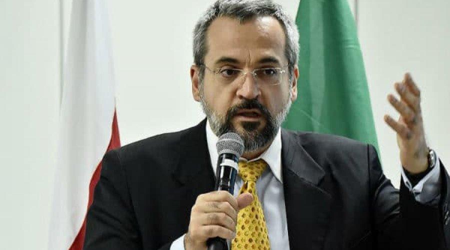 [Ministro Weintraub admite corte de R$ 926 milhões na Educação para pagar emendas]