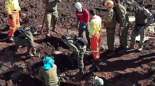 [Brumadinho: mais um corpo é encontrado nos destroços da barragem]