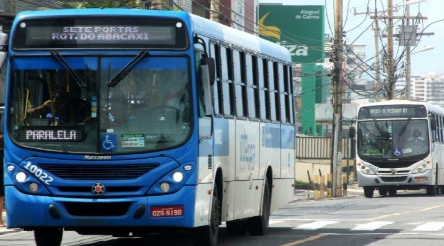 [Ônibus circulam normalmente na cidade, garante sindicato dos Rodoviários]