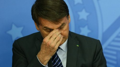 [Presidente Jair Bolsonaro é afastado do PSL]