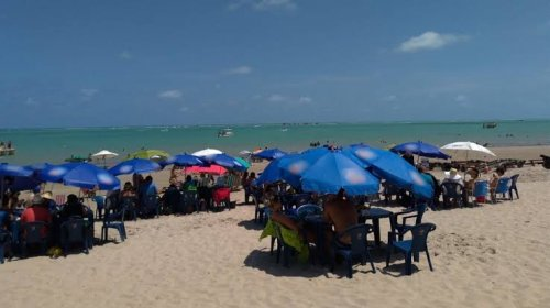 [Saiba quais praias estão impróprias para banho neste domingo (13)]