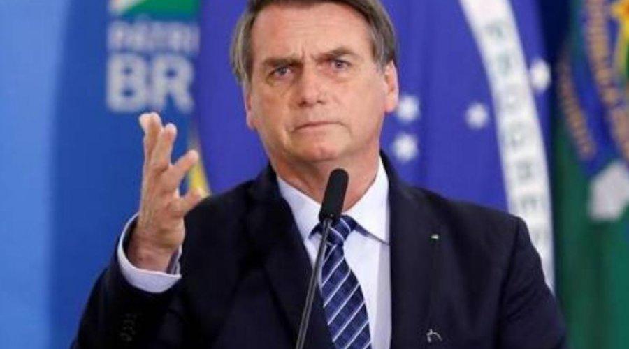 [Bolsonaro defende abrir 'caixa-preta' do próprio partido, PSL ]