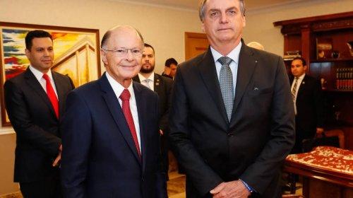 [Partido ligado à Universal pode receber Jair Bolsonaro, segundo coluna ]