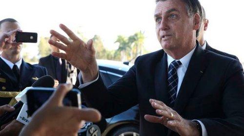 [Porta-voz diz que Bolsonaro não vê justa causa para sair do PSL após operação da PF]