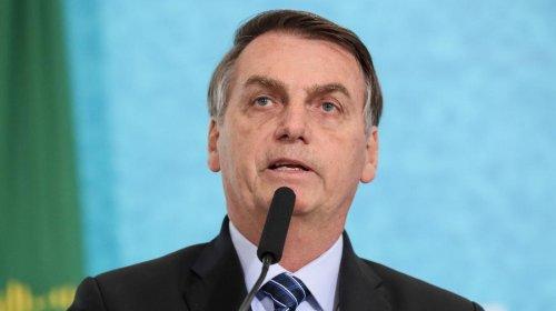 [Vazamento de óleo no NE: Bolsonaro diz que governo tomou todas as medidas possíveis]