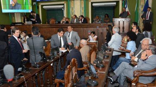 [Câmara dos vereadodes mantém vetos à regulamentação do transporte por aplicativo]