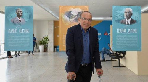[Vereador Suíca promove exposição em Memoria Negra da Bahia no Centro de Cultura ]