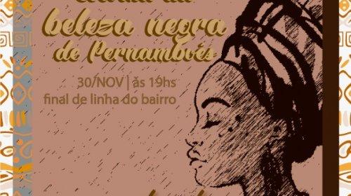 [Concurso Beleza Negra Pernambués vai contar com show do Olodum]