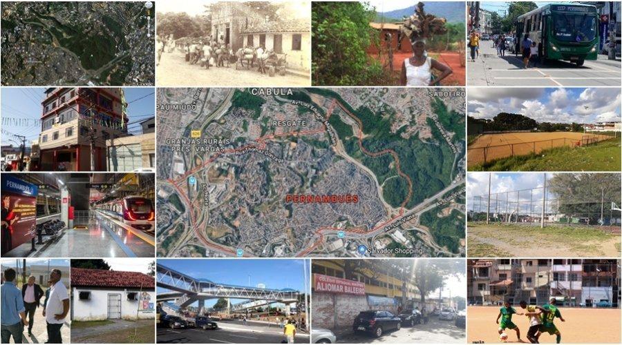 [Você sabia que o bairro de Pernambués foi território fundado pelos quilombolas do Cabula? Acesse e saiba mais]