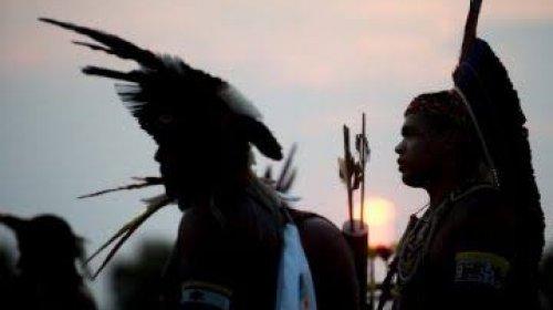"""[""""Não vamos entregar nossa terra para eles destruírem"""", desabafa sobrevivente de ataque a indíg...]"""