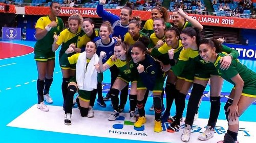 [Brasil bate Senegal e termina Mundial de Handebol Feminino em 17º]