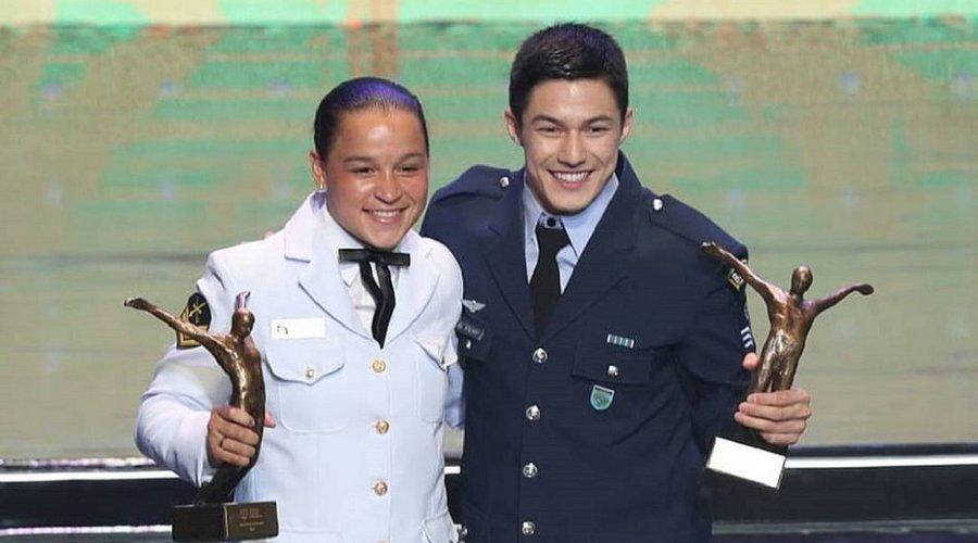 [Boxeadora baiana Beatriz Ferreira foi eleita a melhor atleta de 2019 no Prêmio Brasil Olímpico]