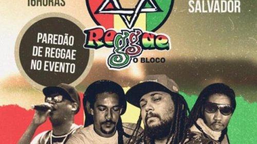 [Bloco Reggae realiza 1° edição Itinerante no bairro de Pernambués ]