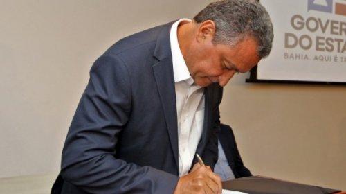 [Governador sanciona orçamento de R$ 49,2 bilhões para a Bahia]