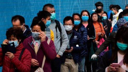 [China informa que número de mortos pelo coronavírus subiu para 170]