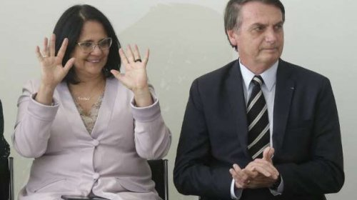 [Bolsonaro diz que não vai reforçar orçamento de combate à violência contra a mulher]