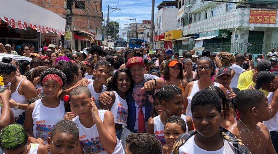 [Suíca quer inserir folia de Pernambués no circuito oficial do carnaval de Salvador]