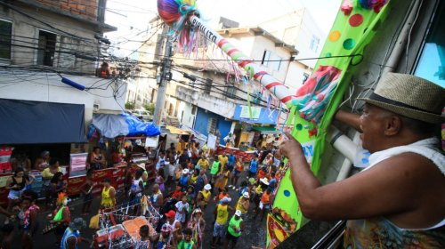 [Circuito Mestre Bimba faz Nordeste de Amaralina ferver no Carnaval]