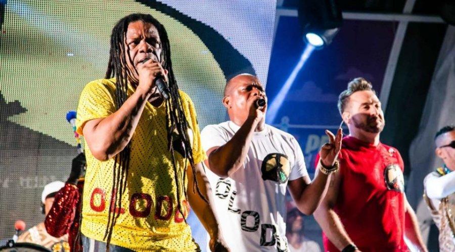 [Banda Afro Olodum organiza turnê em comemoração aos 40 anos]