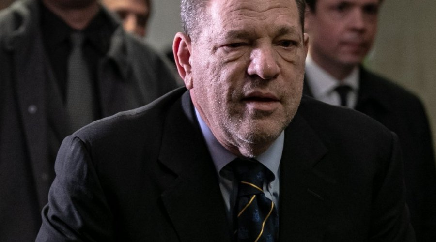 [Produtor de Hollywood Harvey Weinstein é condenado a 23 anos de prisão por crimes sexuais]