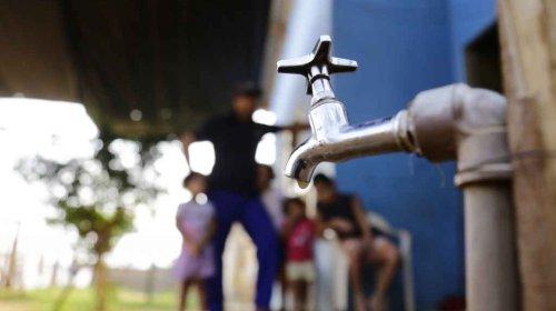 [Em meio ao covid-19, moradores denunciam falta de água há mais de dois dias em toda Nova Const...]