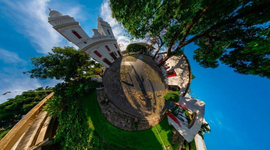 [Tour Virtual no Museu de Arte Moderna da Bahia]