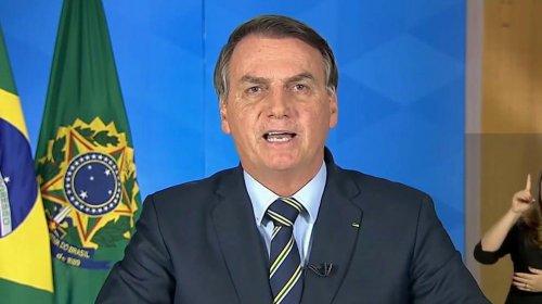 [Bolsonaro diz que medidas de isolamento são 'responsabilidade exclusiva' dos governadores]