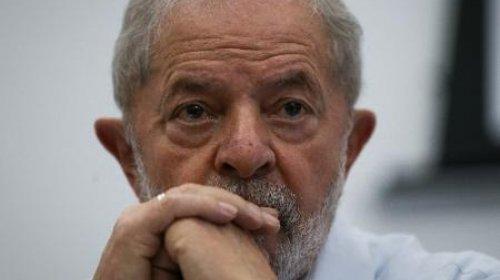 """[Lula anuncia que não irá se candidatar a presidência: """"Já fui longe demais""""]"""