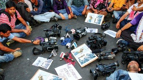 [Dia Mundial da liberdade de Imprensa: ONU pede apoio e proteção aos trabalhadores da mídia em...]