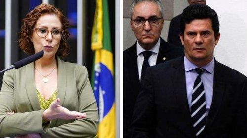 [PF mira celular de Zambelli para apurar participação de Bolsonaro em oferta de vaga no STF a M...]
