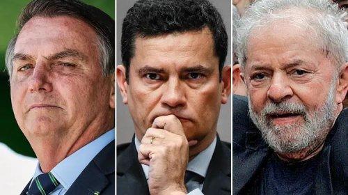 [Após guerra Moro-Bolsonaro, defesa de Lula pede anulação do julgamento do TRF-4]