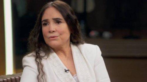 [Regina Duarte minimiza ditadura militar: 'Sempre houve tortura']