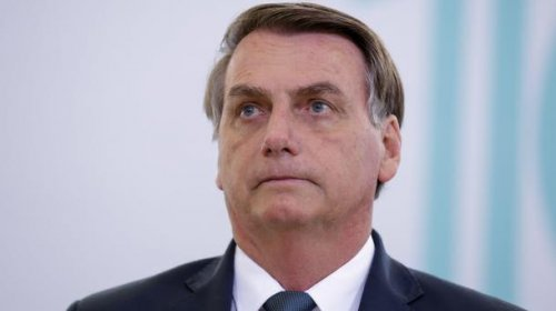 [Câmara recebe primeiro pedido coletivo de impeachment de Bolsonaro]