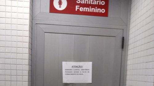 [Trabalhadores em limpeza e usuários da Estação de Transbordo de Pirajá sofre dificuldades com...]