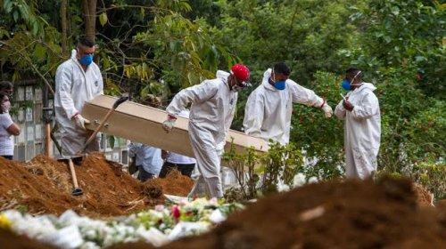 [Mortes por Covid-19 no Brasil ultrapassa 22 mil pessoas ]