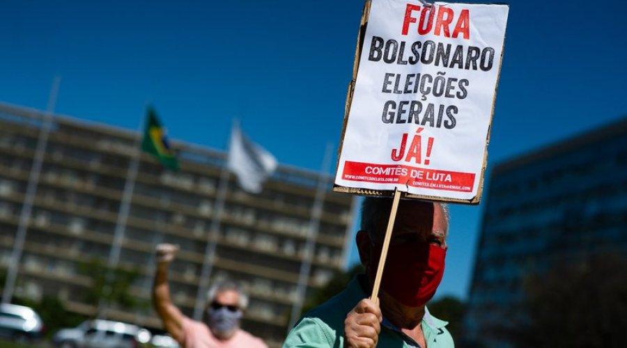 [Ato virtual contra Bolsonaro reúne Huck, Marina, Ciro e Haddad]