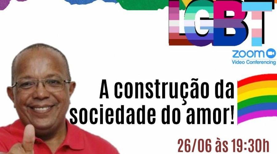 [Suíca participou da Plenária LGBTQI+ da UEES Bahia: