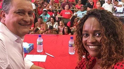 [Major Denice e governador Rui Costa apontam caminhos para melhorar educação infantil em diálog...]