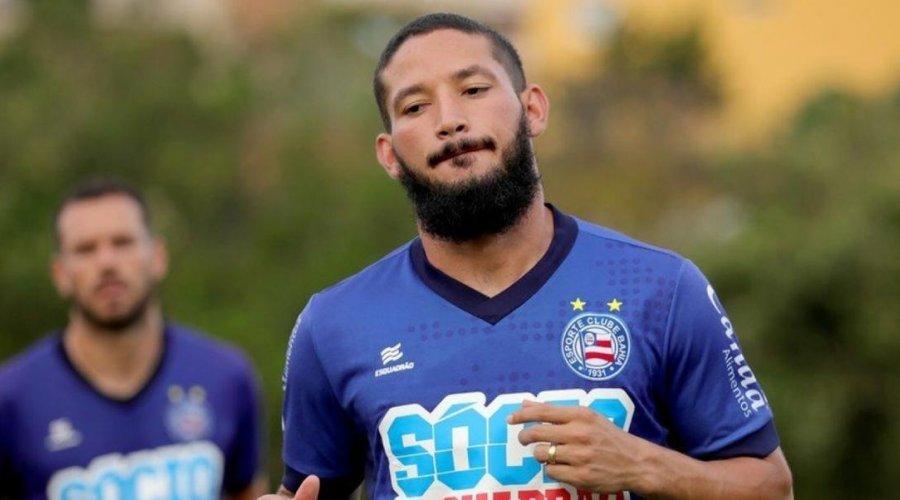 [Bahia decide não renovar contrato com Arthur Caíke]